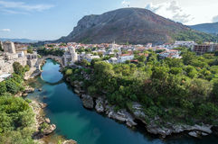 Mostar in Bosnia Royalty Free Stock Image
