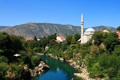 Mostar, Bosnia-Erzegovina Immagine Stock Libera da Diritti