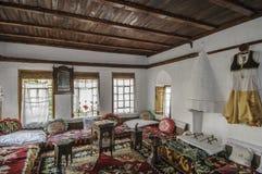 Mostar, Bosnia-Erzegovina, Europa, la casa turca Immagini Stock Libere da Diritti