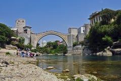 Mostar 2013. Bosnia and Hercegovina Royalty Free Stock Photo