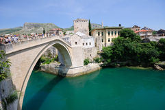 Mostar, Bosnia and Herzegovina Royalty Free Stock Image