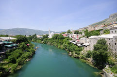 Mostar, Bosnia and Herzegovina Royalty Free Stock Images