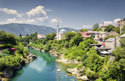 Mostar, Bosnia and Herzegovina Royalty Free Stock Photography
