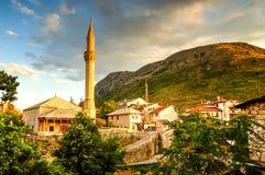 Mostar, Bosnia & Herzegovina Stock Photo