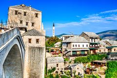 Mostar, Bosnia and Herzegovina Stock Photos