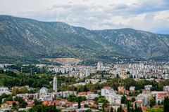 Mostar Bosnia Herzegovina Stock Photography