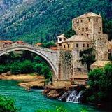 Mostar, Bosnia-Herzegovina Stock Image