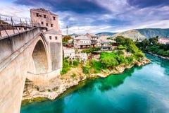 Mostar, Bosnien-Herzegowina Stockfotos