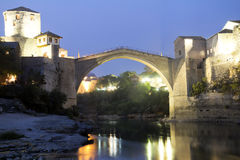 Mostar Bridge Stock Images