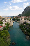 Mostar bridge Stock Photos