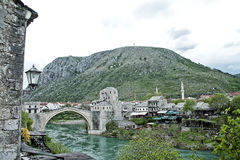 Mostar Bridge Royalty Free Stock Photos