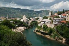 Mostar bridge, Bosnia and Herzegovina Stock Photography