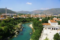 Mostar Stock Photography