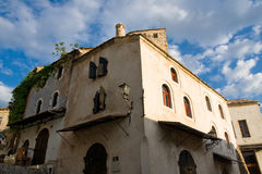 Mostar house Stock Photography