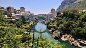Mostar - la Bosnie-et-Herzégovine Photographie stock