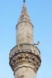 Mostar, minaret de la mosquée Nezir-aga Images libres de droits