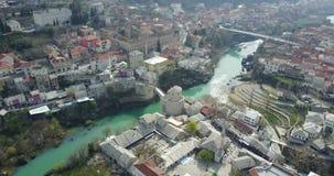 Mostar Old Bridge Royalty Free Stock Image