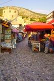 Mostar Old City Stock Photos
