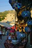 Mostar Old City Royalty Free Stock Photos