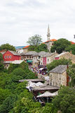 Mostar View Royalty Free Stock Photography