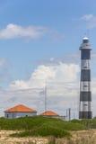 Mostardas lighthouse Royalty Free Stock Photo