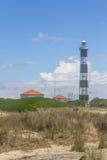 Mostardas lighthouse Stock Photography