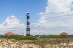 Mostardas lighthouse Royalty Free Stock Photography