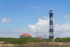 Mostardas lighthouse Royalty Free Stock Photos