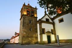 Mosteiro da Serra做毛发,波尔图,葡萄牙 免版税库存图片