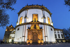 Mosteiro da Serra do Pilar in Porto Royalty Free Stock Image