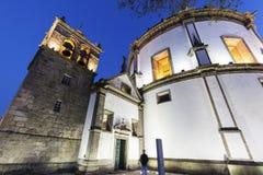 Mosteiro da Serra do Pilar in Porto Stock Images