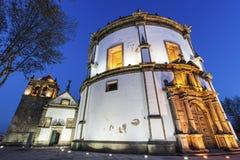 Mosteiro da Serra do Pilar in Porto Stock Photos