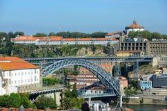 Mosteiro da Serra do Pilar, Porto, Portugal Stock Photos