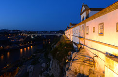 Mosteiro da Serra do Pilar, Porto, Portugal Stock Images