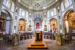 Mosteiro da Serra do Pilar Stock Photos