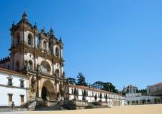 Mosteiro DE Alcobaça Stock Afbeelding