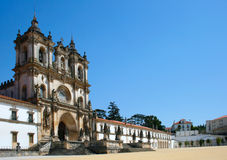 Mosteiro de Alcobaça Stock Image