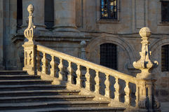 Mosteiro de San Martino Pinario - Santiago de Compostela Fotos de archivo libres de regalías