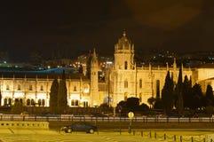 Mosteiro dos Jerónimos Stock Image
