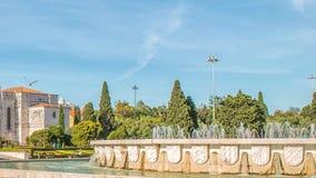 Mosteiro dos Jeronimos,位于里斯本贝拉母区,葡萄牙 股票录像