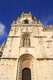 The Mosteiro dos Jeronimos Stock Photography