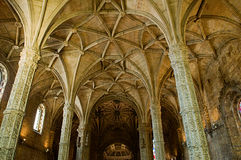 Mosteiro Dos Jeronimos Royalty Free Stock Images