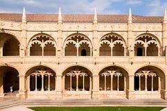 Mosteiro Dos Jeronimos Stock Image