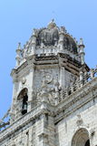 Mosteiro dos Jeronimos. In Lisbon, Portugal royalty free stock photo