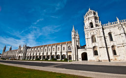 Mosteiro dos Jeronimos Royalty Free Stock Photo