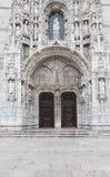 Mosteiro dos Jeronimos in Lisbon Stock Image