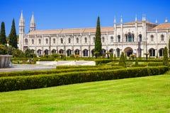 Mosteiro dos Jeronimos, Lisbon Stock Photography