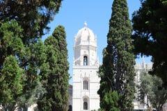 Mosteiro Dos Jeronimos. Lisbon Stock Photography