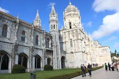 The Mosteiro dos Jeronimos Stock Image