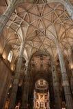 Mosteiro dos Jeronimos, Lisbon, Portugal Stock Photos